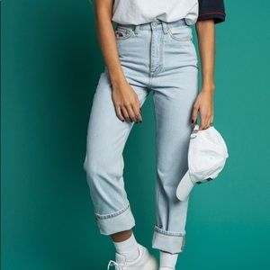 Tommy Hilfiger | High Waist Boyfriend Light Jeans